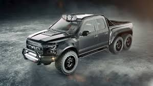 100 New Ford Pickup Truck Hennessey Unveils 600hp 6wheel 2017 VelociRaptor