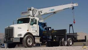 35t Manitex 35124C Boom Truck Crane For Sale Or Rent Trucks ...