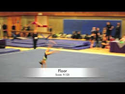 10 best level 4 routines images on pinterest gymnastics scores