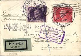 Archive Country Airmail Collector