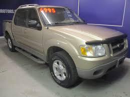 100 2001 Ford Truck Used Explorer Sport Trac 4WD XLT Explorer Sport Trac V6