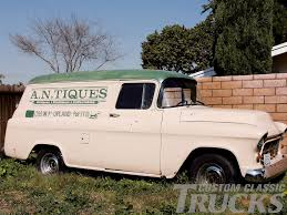 100 1956 Gmc Truck For Sale GMC Panel Information And Photos MOMENTcar