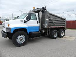 100 Tri Axle Dump Truck For Sale By Owner 2003 GMC TopKick C8500 Tandem