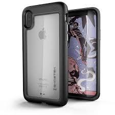 iPhone X Heavy Duty Metal Case ATOMIC SLIM