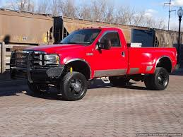 Dually 2006 Ford F-350 XLT Diesel Lifted Regular Cab For Sale