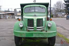 100 Dump Truck For Sale Ebay Rare Short 1952 REO F22 3 Yard Garwood