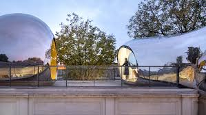 100 A Architecture Hutong Bubble 218 By MD Gives New Life To Ageing Beijing