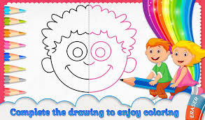 Doodle Drawing Pictures Book Android Casual App Source Code