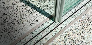 Seamless Continuous Terrazzo Flooring