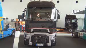 100 High Trucks Renault T 520 4x2 Tractor Truck Edition 2018