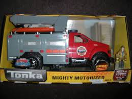 100 Tonka Fire Rescue Truck Mighty Motorized Motorized