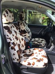 Animal Print Seat Covers | Decor Auto