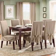 Pottery Barn Napoleon Chair Slipcover by Dining Room Chair Slipcovers Http Images11 Com Pinterest