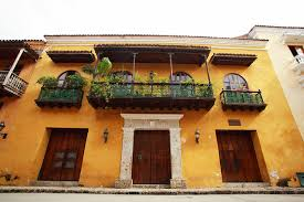 Cartagena Colonial Architecture Caribbean Colombia Proexport 6