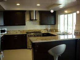 Image Of Dark Espresso Kitchen Cabinets
