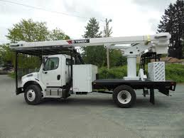 Forestry Bucket Truck For Sale Canada - Best Image Truck Kusaboshi.Com