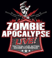 13th Floor Blackout Promo Code by Zombie Apocalypse Live At 13th Floor Haunted House Chicago June