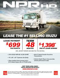 Lease The Isuzu NPR HD For Only $699 A Month - Bentley Truck Services Lease Specials Ryder Gets Countrys First Cng Lease Rental Trucks Medium Duty A 2018 Ford F150 For No Money Down Youtube 2019 Ram 1500 Special Fancing Deals Nj 07446 Leading Truck And Company Transform Netresult Mobility Truck Agreement Template Free 1 Resume Examples Sellers Commercial Center Is Farmington Hills Dealer Near Chicago Bob Jass Chevrolet Chevy Colorado Deal 95mo 36 Months Offlease Race Toward Market