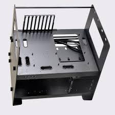 Lian Li Computer Desk by Lian Li Announces The Pc T80 Test Bench Techpowerup