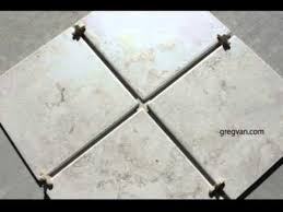 don t use tile spacers like this installation tips