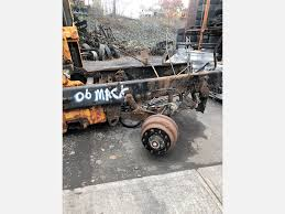 100 Truck Axles For Sale Front N Trailer Magazine