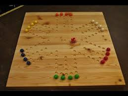 How To Make An Aggravation Board Game A Do It Yourself Project For Making Popular Marble Out Of Wood