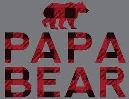 Papa Bear Raglan