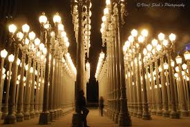 LA Museum Lights The image is copyright protected and any …