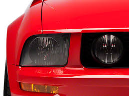 opr mustang stock replacement light right side 24401 05 09