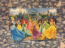 Walt Disney World Princess Postcard Coloring Book NEW Cinderella Jasmine Belle