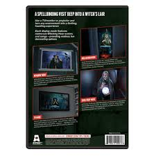 Halloween Hologram Projector For Sale by Virtual Reality Halloween Video Atmosfearfx Witching Hour