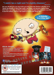 Halloween On Spooner Street Family Guy by Family Guy Season 11 Limited Edition With T Shirt And Script Dvd