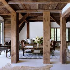 100 Rustic Ceiling Beams 13 Utterly Inviting Living Room Ideas Architectural Digest