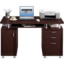 techni mobili computer desk graphite rta 3803 staples