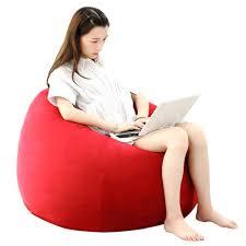 Bin Bags Chairs Beanbag Chair Sofa Single Bean Bag Garden Seat Lazy Price In India