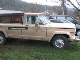 1976 Jeep J20 Gladiator Truck 3 / 4 Ton Cab Pickup 2 - Door 360 Motor