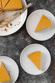 Pumpkin Pie With Gingersnap Crust Gluten Free by Pumpkin Cheesecake Recipe Baked By An Introvert