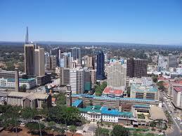 عاصمة كينيا نيروبي