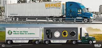 100 Werner Trucking Pay Industry Deals With Growing Pains Bold Business