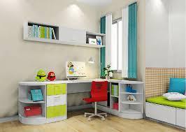 3d interior design room corner desk interior design