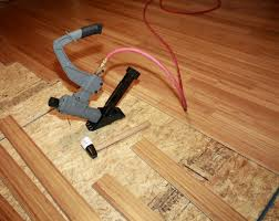 Wood Floor Nailer Hire by How To Install Bamboo Flooring Professionals Or Diy