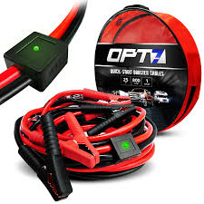 Amazon.com: OPT7 Python 25ft 1 Gauge Heavy Duty Jumper Cables W ... Buy Car Accsories Combo Set Of 3 In 1 Auto Towing Tow Cable Company Meridian Ms 601 9344464 Jasons Vip Cheap Battery Jumper Clamps Find Booster Clamp Deals On Line At Emergency Cables How To Hook Up Jumper Cables A Diesel Truck Flirting Dating With Amazoncom Woods 88620108 25foot Ultraheavyduty Truck And Engizer 1gauge 30 Ft With Quick Connectenb130a For Cnection Start Prevent Enb130