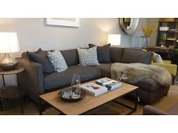 Bobs Furniture Leather Sofa And Loveseat by Mitchell Gold Bob Williams Clifton Mini Sectional Mitchell