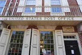Benjamin Franklin post office Picture of Benjamin Franklin