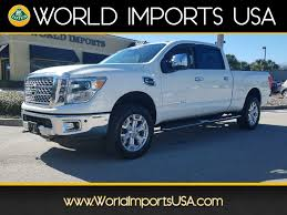 Used 2016 Nissan Titan XD Crew SL Diesel 4WD For Sale In ... 2017 Nissan Frontier Pro4x In Jacksonville Fl Hot Wheelz Inc Wheels And Tires Accsories The Cupcake Truck By Tiffylee Cakes Food Trucks Ford Most Stolen Vehicle Florida Curtis Burkins Chevrolet Macclenny Lake City Your Favorite Food Trucks All One Place Jax Court Restaurant Reviews Titan Sv Used 2016 Xd Crew Sl Diesel 4wd For Sale Jacksonville Florida Jax Beach Attorney Bank Hospital Monster Jam
