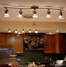 kitchen lighting interesting track lighting for kitchen design