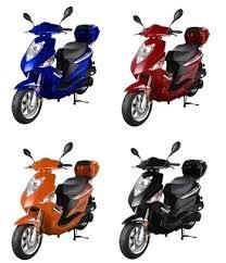 Tao 150cc CY150 A Blazer Gas Moped
