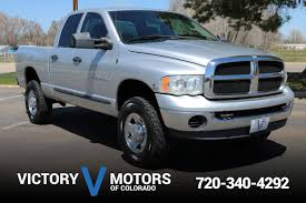 Used Dodge Ram 2500 For Sale In Colorado Awesome Used Dodge Ram 2500 ...