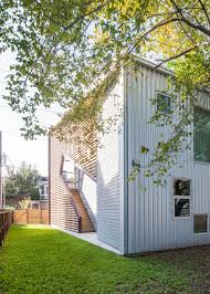 100 Chameleon House Shotgun House Is Inspired By Southern Vernacular