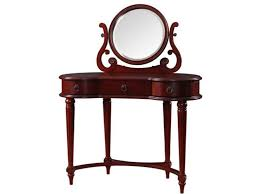 Powell Furniture Bedroom Empress Vanity And Mirror 853 290